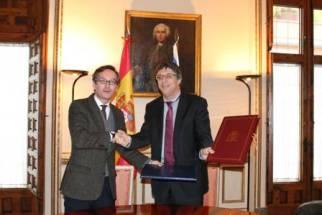 Convenio España-Israel