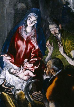 El Greco-Pastores