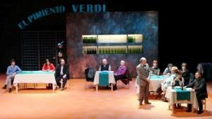 El Pimiento Verdi, en los Teatros del Canal. Foto Jaime Villanueva
