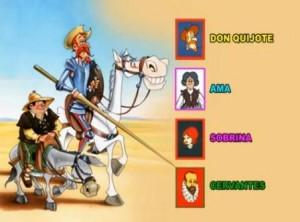 Concurso Infantil El Quijote en la Biblioteca Nacional