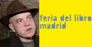 Jesús Ferrero- Feria del libro