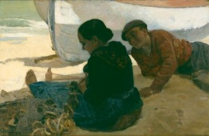 Pillo-de-playa-Sorolla, MuseoSorolla