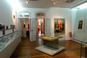 Casa Museo Casares Quiroga. A Coruña