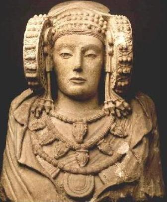 Dama de Elche, Museo Arqueológico Nacional, Ministerio de Cultura