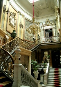 Museo Cerralbo- Escalera de Honor