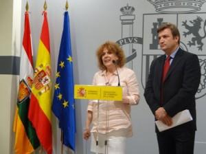 Teresa García Cifuentes, directora de la Escuela de Patrimoni Histórico de Nájera, La Rioja