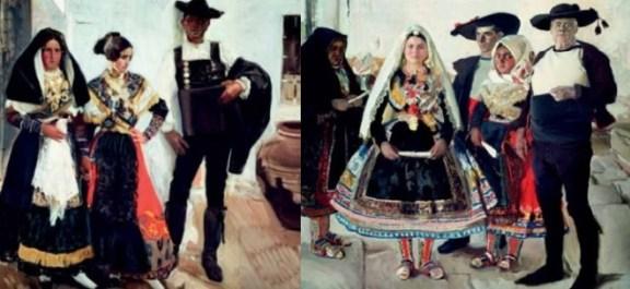 Trajes regionales, Museo Sorolla, 3