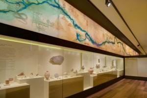 Montaje del Museo Arqueológico Nacional, 2014