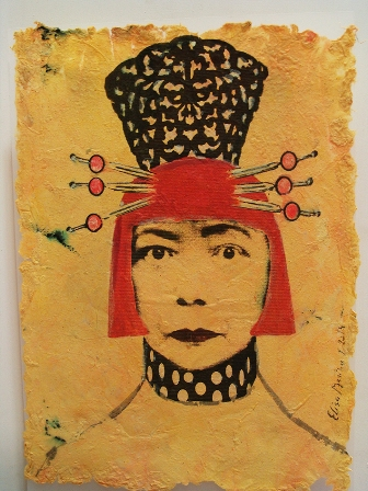 A Y. Kusama.by Elisa Merino  2014   (36)