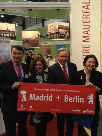 Madrid Berlin