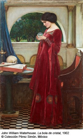 John William waterhouse, Colec Perez Simon,Museo Thyssen