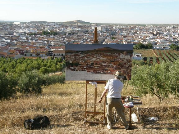 Enrique Pedrero Muñoz, Artista