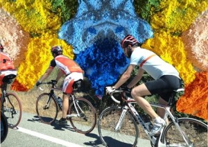 Logopress bicicletas color Revistadearte