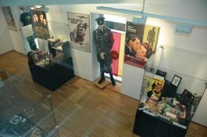 Vitrinas del museo 2