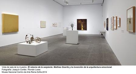 04-GOERITZ Vista de Sala