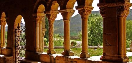 Rebolledo de la Torre (Burgos) San Julián y Santa Basilisa