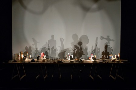 H.Peter Feldmann, Schatten 2005, Sala de Arte Santander