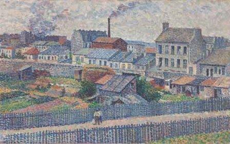 43657_fullimage_Maximilien_Luce_Terrain_à_Montmartre_Rue_Championnet_1887_Kröller-Müller_Museum_Otterloo_560x350