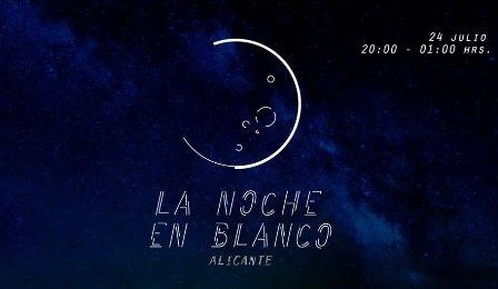 La noche en blanco Alicante