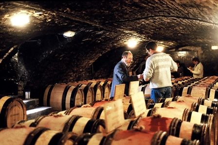Ventes des vins Nuits St Georges _photo_Alain Doire_Bourgogne Tourisme