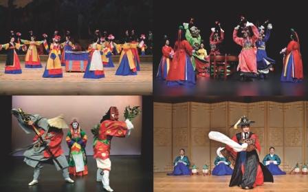 danza-corea-Centro Cultural Coreano,1