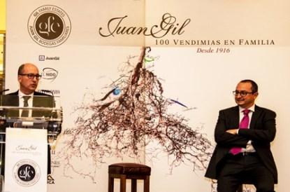 1 Presentacion Centenario Juan Gil