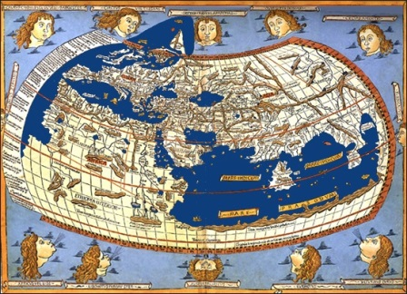 Resultado de imagen de Ptolomeo Cosmografía