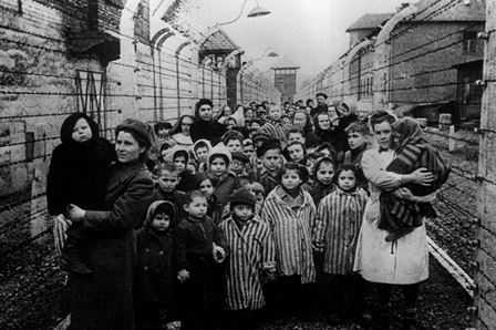 Survivors of Auschwitz - copia