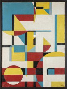 Lote 598: Sandú Daríe (Rumanía, 1906- La Habana, 1991). Sin título. Óleo sobre lienzo, 70x 80 cm. Firmado. Precio de salida: 30.000 euros