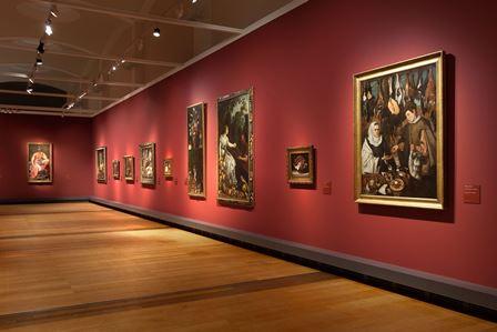 Exposición El Siglo de Oro. The Age OF Velazquez OS la Caixa -3