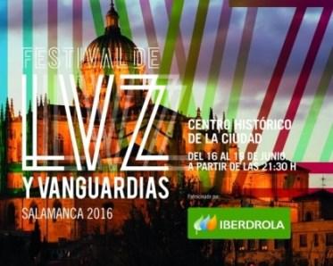Festival de Luz y Vanguardias Salamanca 2016 junio