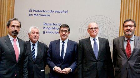 Presentación1 Protectorado español en Marruecos