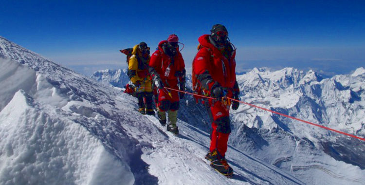 Benegas Brothers, aventureros de altura