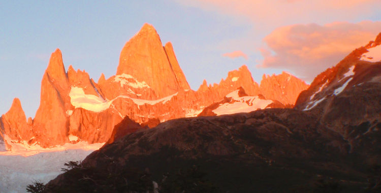 Voluntariado en el PN Los Glaciares, Argentina