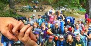 Donaciones de equipamiento de camping