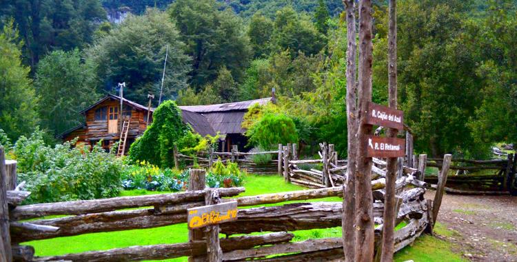 El Bolsón: refugios de montaña
