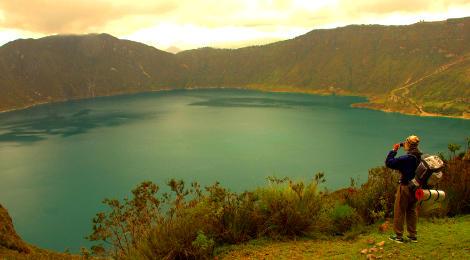Circuito Quilotoa : Circuito quilotoa ecuador