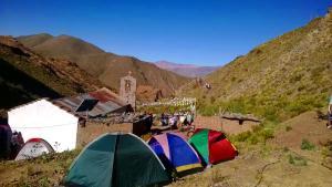 Relatos de Viajeros: Humahuaca en bicicleta y fiesta de la Virgen de la Candelaria