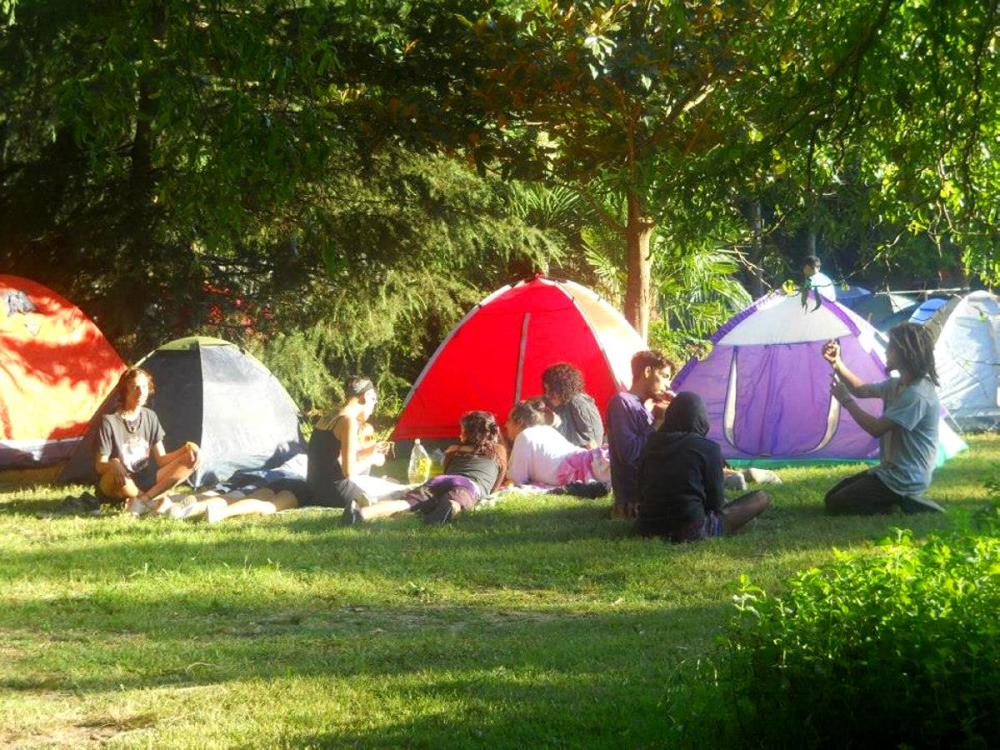 Camping Eco-Club Las Manos, en Ramallo