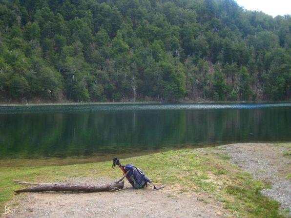 Laguna Escondida- imagen - foto Brenda Segurel