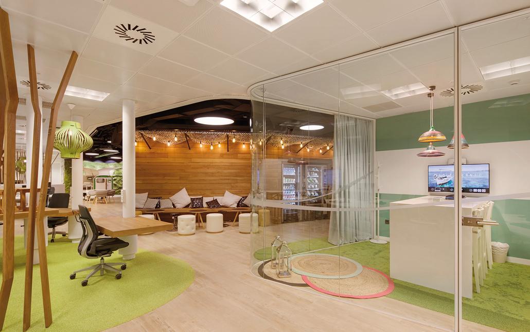 interiores del siglo xxi nuevos espacios de trabajo