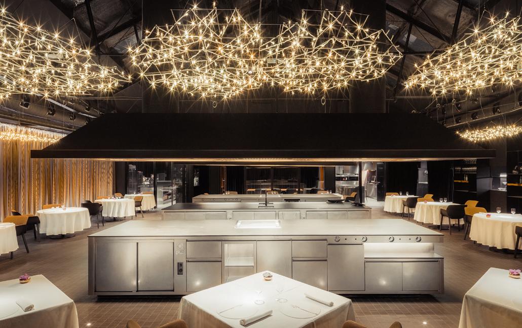 Oab Cocina Hermanos Torres Revista Diseño Interior