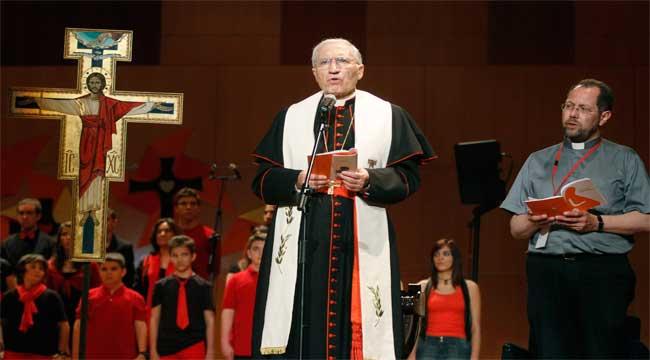 Resumen intervención Sínodo Nueva Evangelización cardenal Antonio María Rouco Varela, arzobispo de Madrid y presidente de la CEE (15-10-2012)