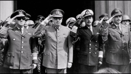 Los golpes de Estado en América Latina