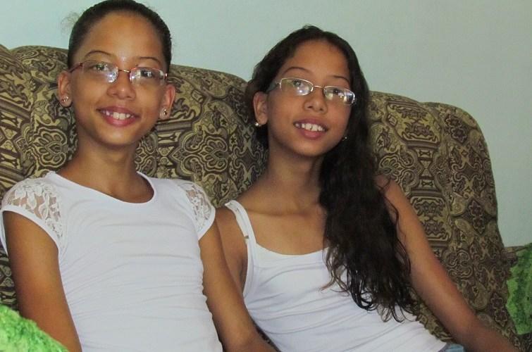 Kamila y Karla Rodríguez / Foto: Cortesía del autor