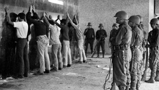 Matanza de Tlatelolco / Foto: Internet