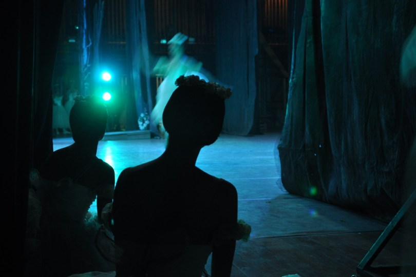 Yailin Alfaro Guillén. Ballet Nacional de Cuba. (Giselle).