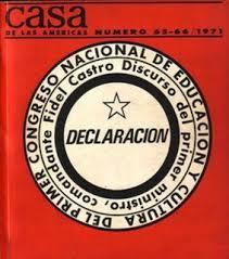 Revista Casa de las Américas. No. 65-66.