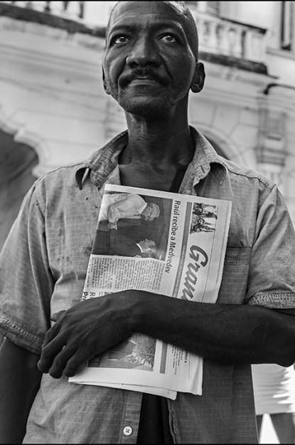 Raúl Cañibano. Habana 2019.
