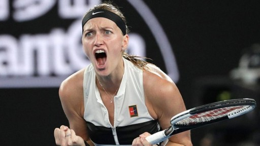 Petra Kvitova. Abierto de Australia/ Foto: AP